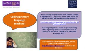 Teacher Toolkit: Teaching Primary MFL in Multilingual KS2 Classrooms
